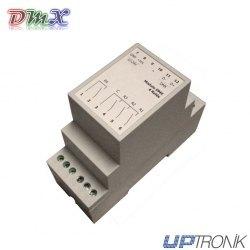 DMX controller 4 outputs