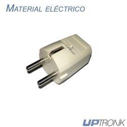 Plastic plug II+TT 10/16A 250V