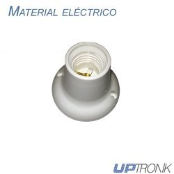 Porcelain lampholder E27