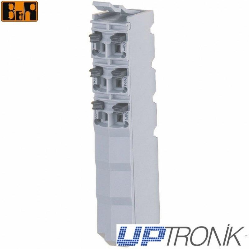 Bloque de terminales X20 24V 6-pin