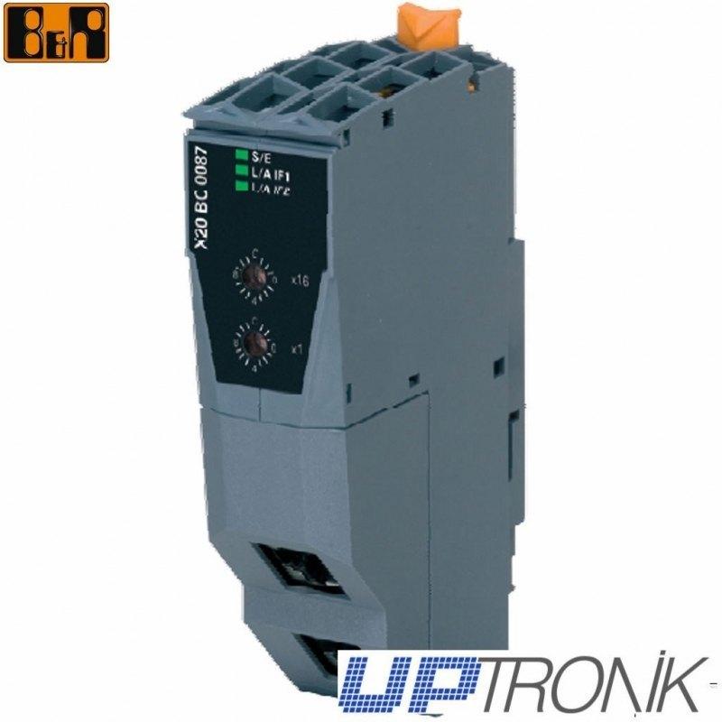 Controlador de bus BC0088 ETHERNET/IP