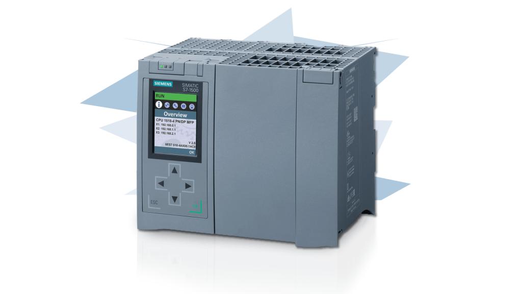CPU1518F-4-PNDP-MFP