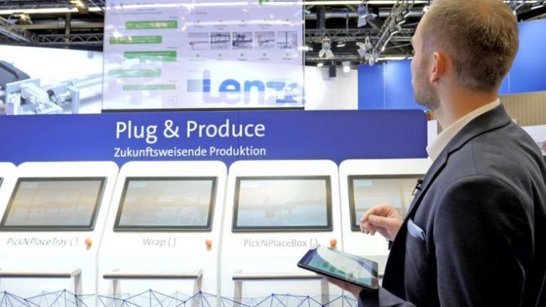 Plug & Produce, el futuro de la producción industrial
