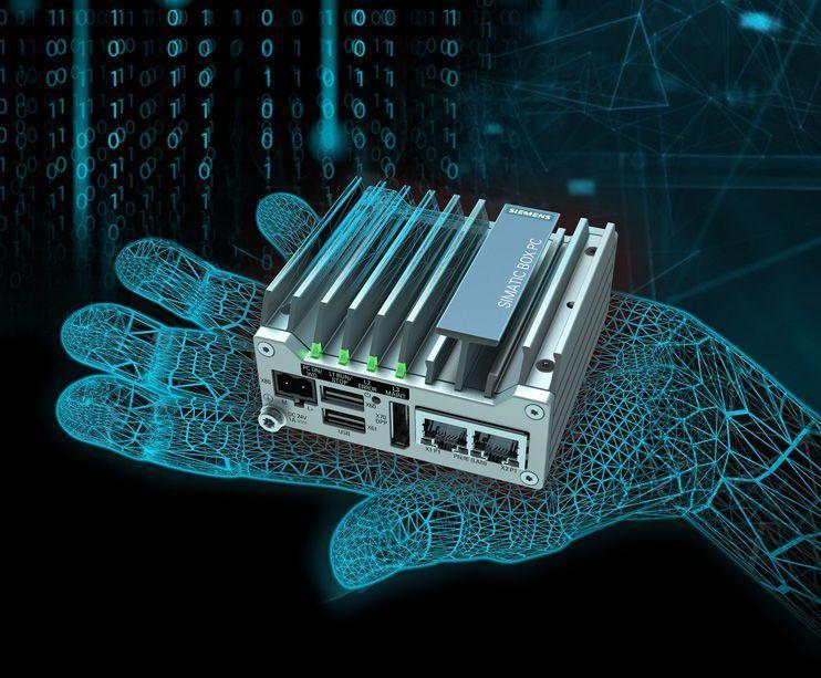 El Simatic IPC 127E de Siemens te conecta a la Era Digital