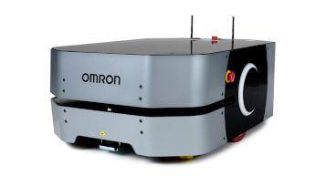 Nuevo robot móvil LD-250 capaz de mover cargas útiles de hasta 250 kg