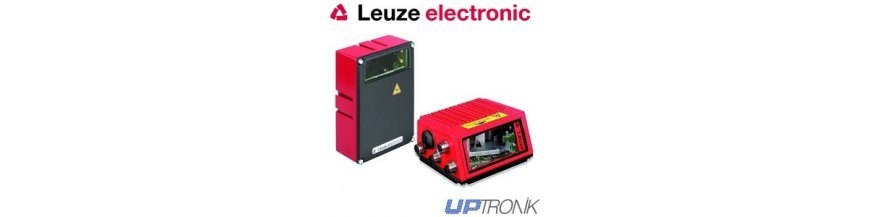 Leuze 2D and Bar code reader