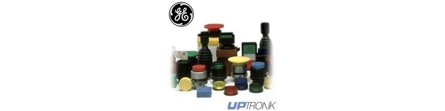 Auxiliares de mando y pulsanteria General Electric