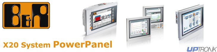B&R - Touch panel