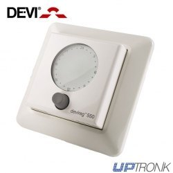 DEVIREG intelligent thermostat 550