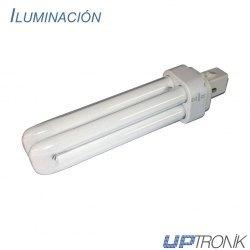 Fluorescente de bajo consumo 18W 31-830 G24