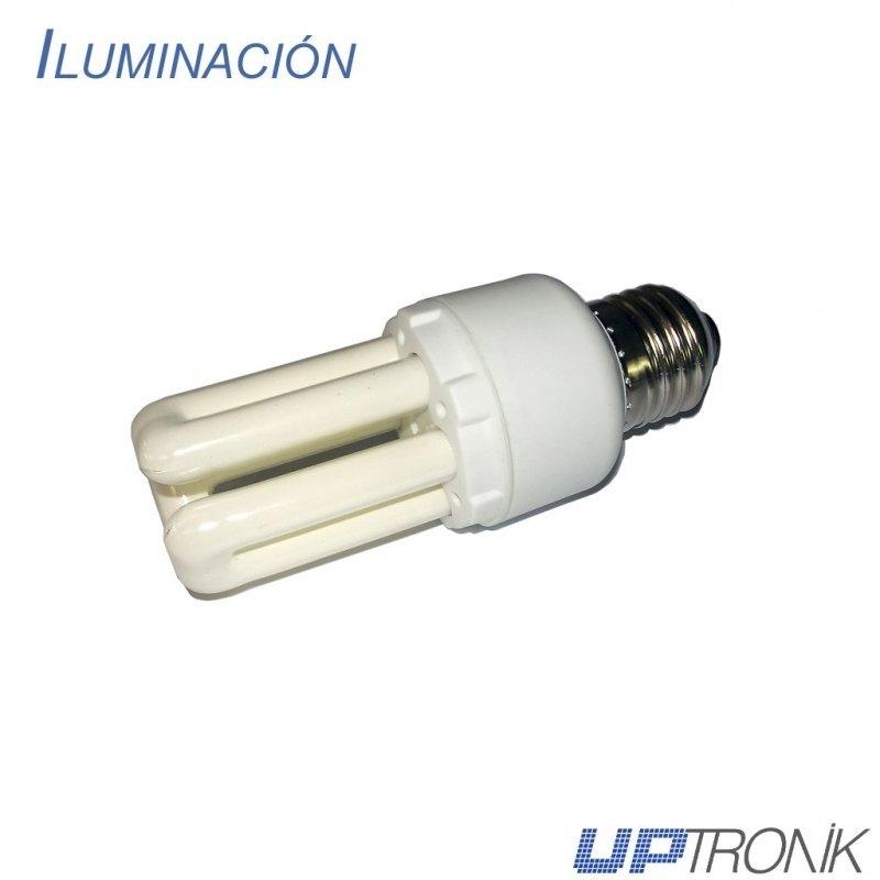 Fluorescente de bajo consumo 7W 41-827 E27