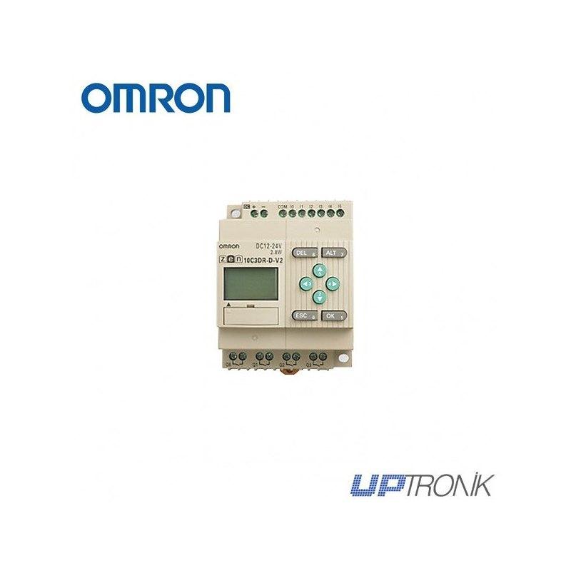 CPU ZEN 10 E/S 12-24VDC LCD NO AMPLIABLE