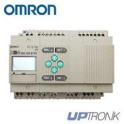 ZEN CPU 10 I / S LCD 12-24VDC NO EXPANDABLE