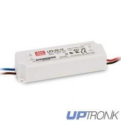 Fuente de alimentación LED LPL-20 series 20W (12V, 24V, 36V)