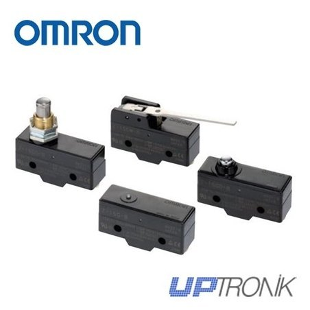 Final de carrera Z-15GQ Omron - 382403 Uptronik