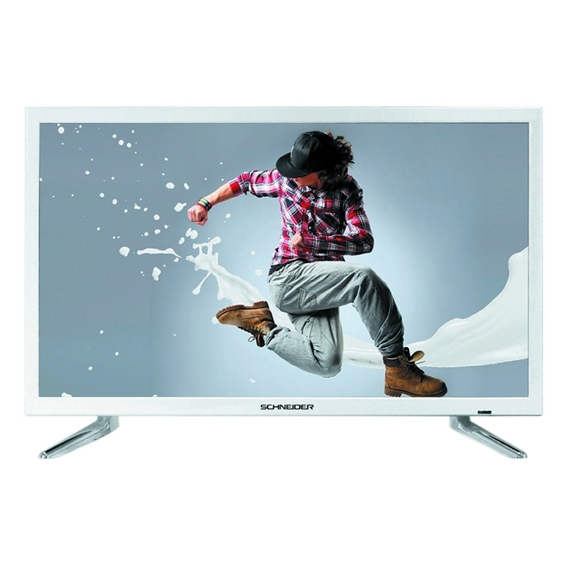 "Schneider RAINBOW TV 24"" LED HD USB HDMI B"